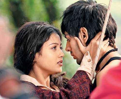 Kaanchi Mishti Kartik Tiwari Romantic Scene Stills