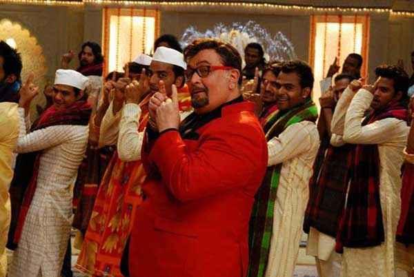 Kaanchi Rishi Kapoor Dance Stills