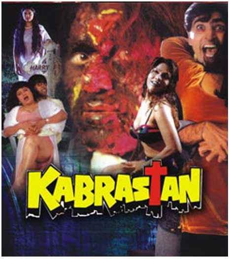 Kabrastan Poster