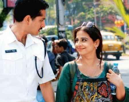 Kahaani Vidya Balan Scene Stills