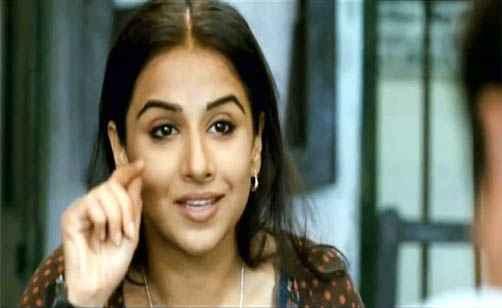 Kahaani Vidya Balan screen Stills