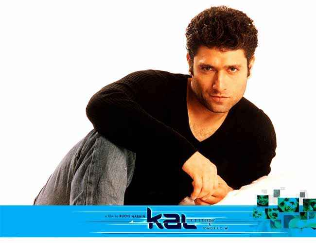Kal Yesterday and Tomorrow Shiney Ahuja Poster