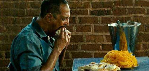Kamaal Dhamaal Malamaal Nana Patekar In Eating Scene Stills