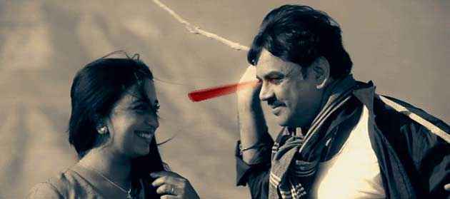 Kamaal Dhamaal Malamaal Paresh Rawal In Romantic Scene Stills