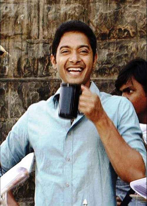 Kamaal Dhamaal Malamaal Shreyas Talpade On Shooting Location Stills