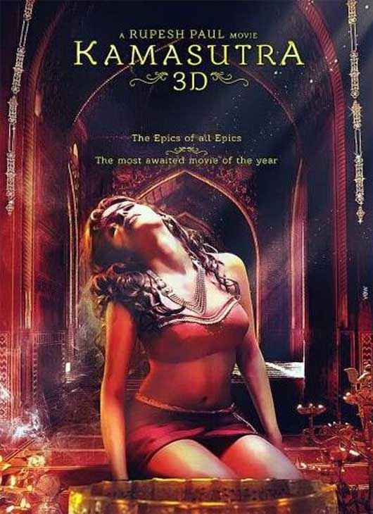 Kamasutra 3D HD Wallpaper Poster