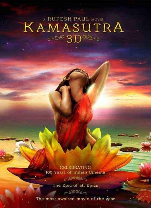 Kamasutra 3D Hot Poster