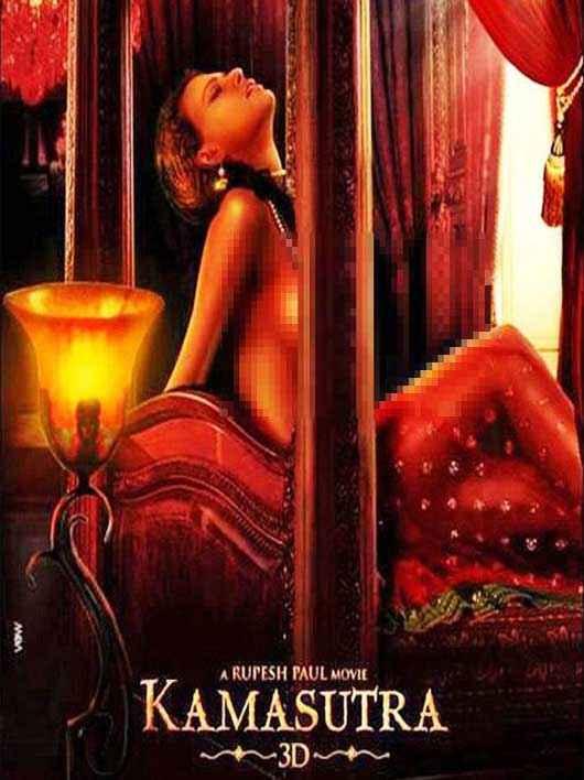 Kamasutra 3D Sherlyn Chopra HD Wallpaper Poster