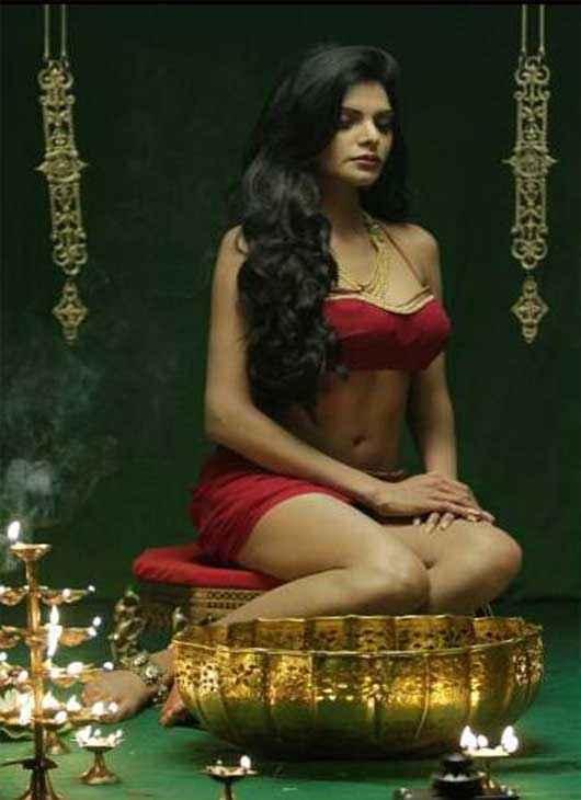 Kamasutra 3D Sherlyn Chopra Hot Poster