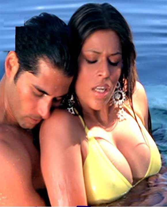 Karar - The Deal Jyoti Rana Hot Boobs Stills