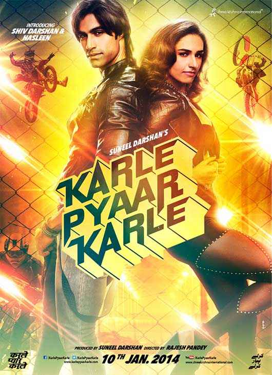 Karle Pyaar Karle First Look Poster