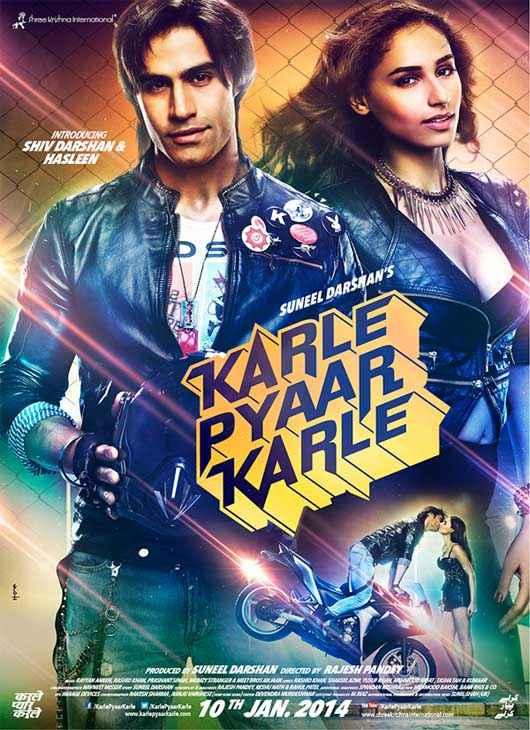 Karle Pyaar Karle HD Poster