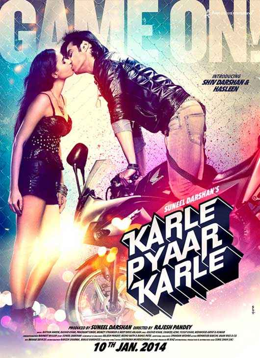 Karle Pyaar Karle Kiss Poster