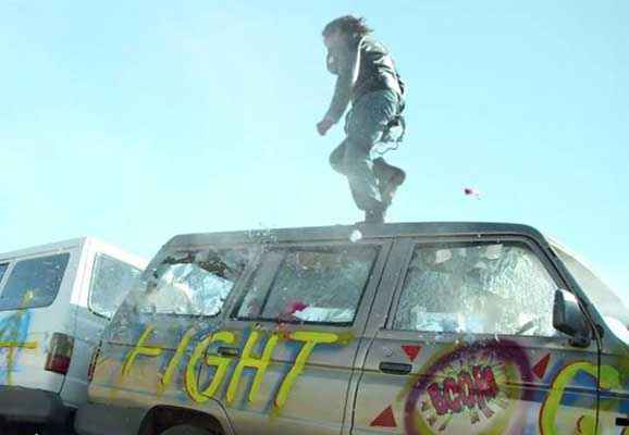 Karle Pyaar Karle Shiv Darshan Fighting On Car Stills