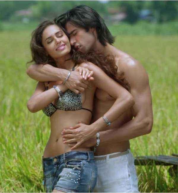 Karle Pyaar Karle Shiv Darshan Hasleen Kaur Hot Bikini Scene Stills