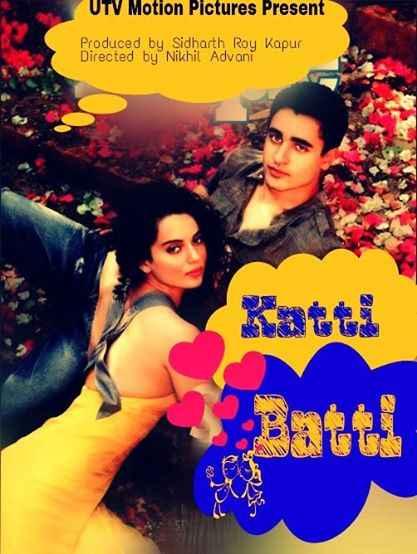 Katti Batti  Poster