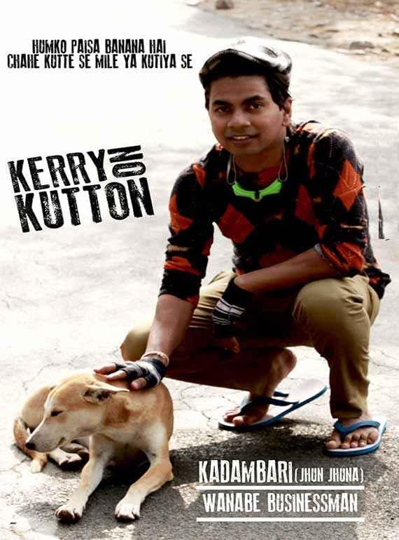 Kerry on Kutton Aditya Kumar Poster