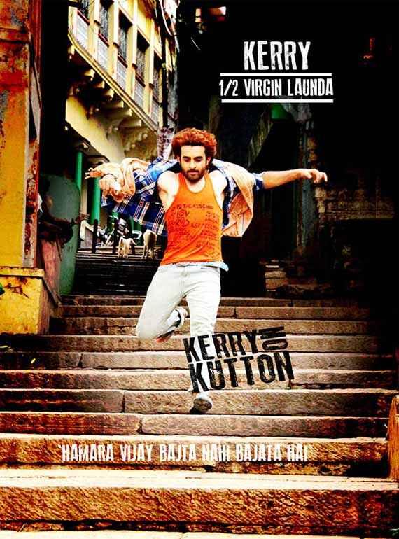 Kerry on Kutton Satyajeet Dubey Poster