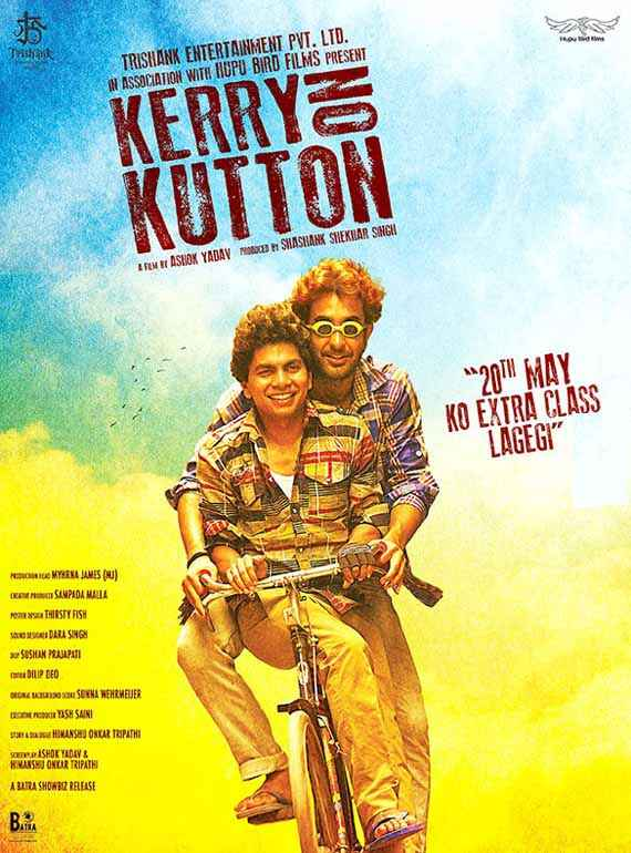 Kerry on Kutton  Poster