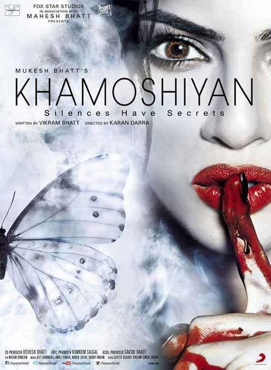 Khamoshiyan Sapna Pabbi Image Poster