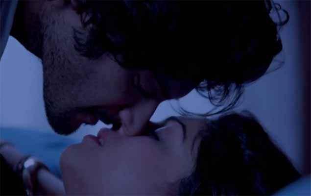 Khamoshiyan Ali Fazal Sapna Pabbi Kissing Scene Stills