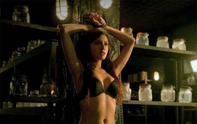 Khamoshiyan Sapna Pabbi Hot Boobs Stills