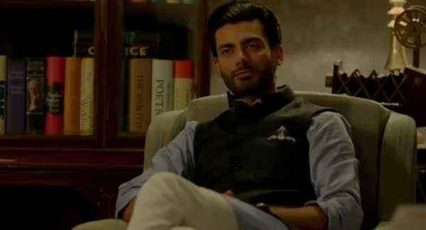 Khoobsurat 2014 Fawad Khan Stills