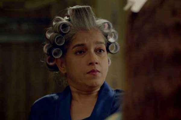 Khoobsurat 2014 Ratna Pathak Hair Style Stills