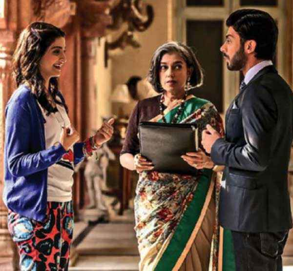 Khoobsurat 2014 Sonam Kapoor Ratna Pathak Fawad Khan Stills