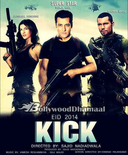 Kick First Look Poster