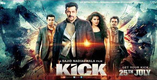 Kick Image Poster