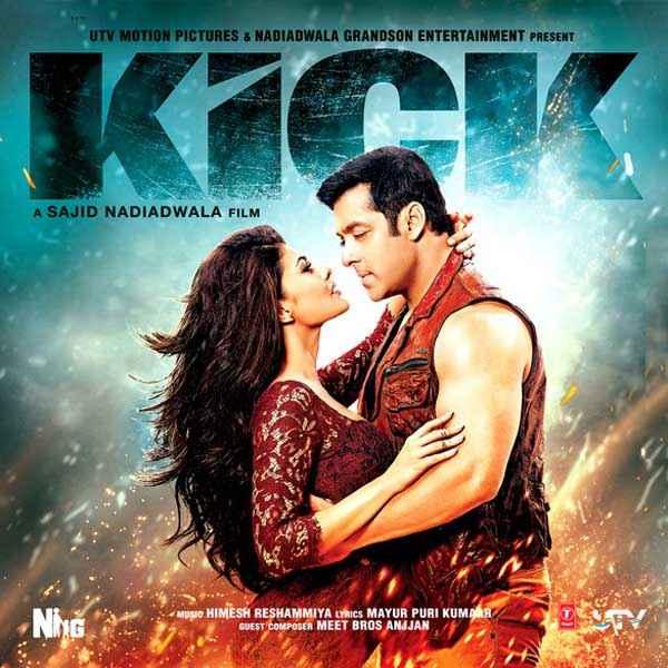 Kick Salman Jacqueline Poster