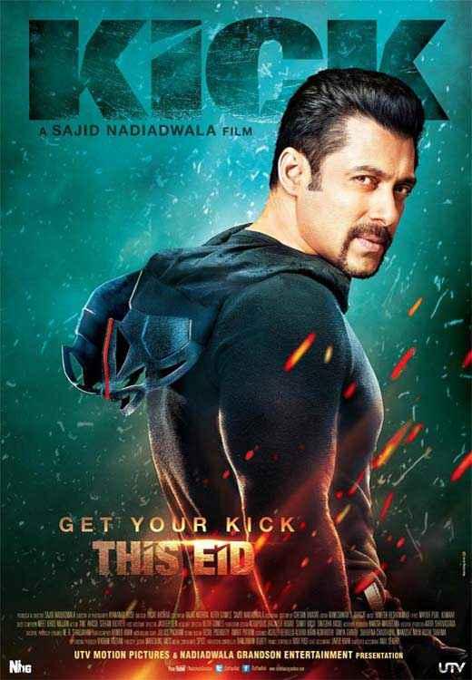 Kick Salman Khan Latest Poster