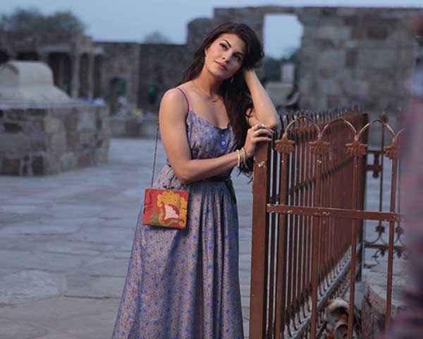 Kick Jacqueline Fernandez Cute Dress Stills