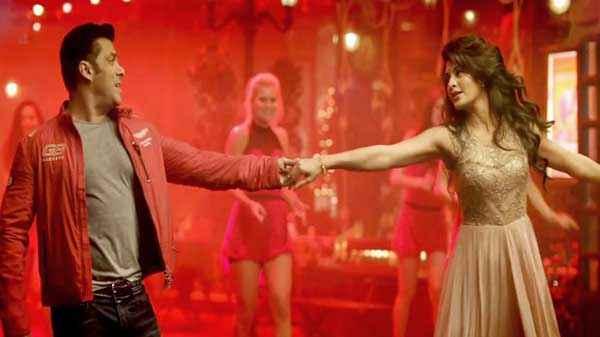 Kick Jacqueline Fernandez Salman Khan Hangover Song Stills