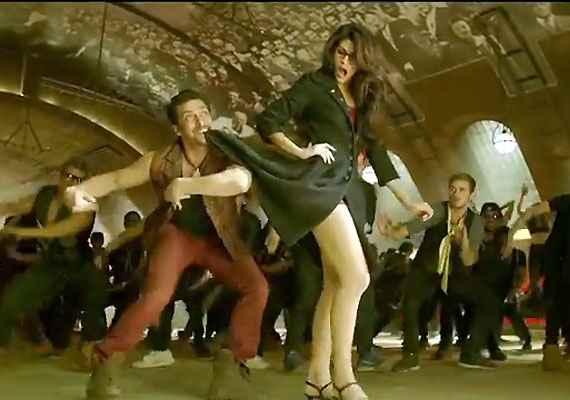 Kick Salman Jacqueline Hot Pics In Jumme ki Raat Stills