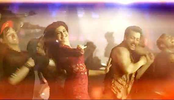 Kick Salman Jacqueline In Jumme ki Raat Stills