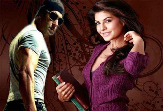 Kick Salman Khan And Jacqueline Fernandez Stills