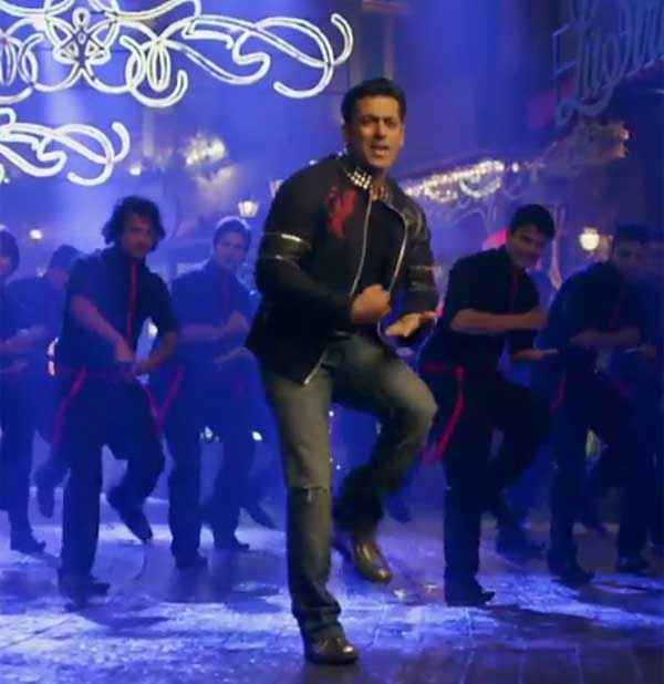 Kick Salman Khan Dance Stills