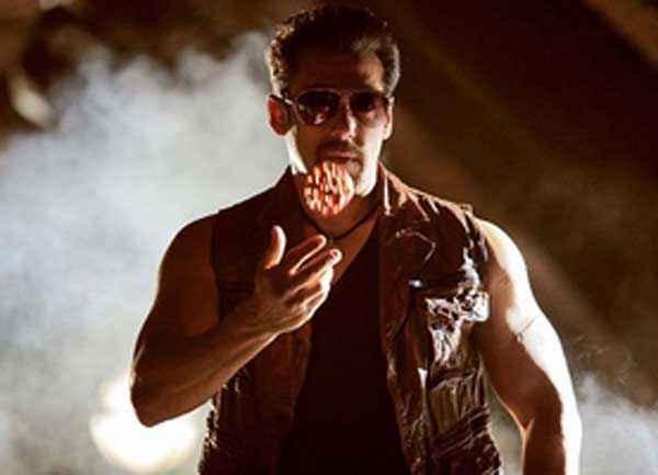 Kick Salman Khan French Cut Stills