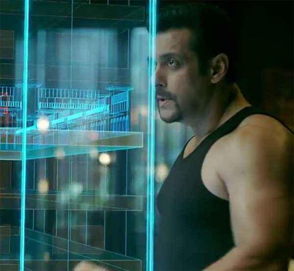 Kick Salman Khan HD Wallpaper Stills