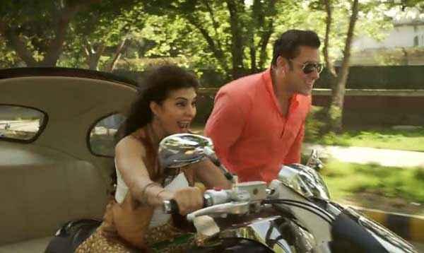 Kick Salman Khan Jacqueline Fernandez Picture Stills