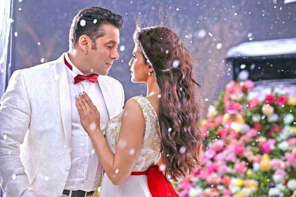 Kick Salman Khan Jacqueline In Hangover Song Stills
