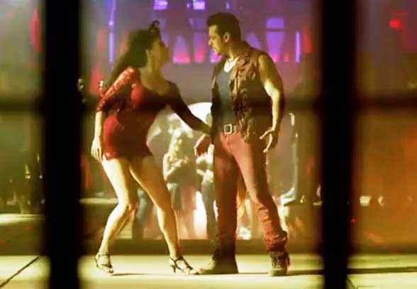 Kick Salman Khan Jacqueline In Jumme ki Raat Song Stills