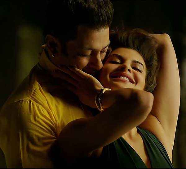 Kick Salman Khan Jacqueline Wallpaper Stills
