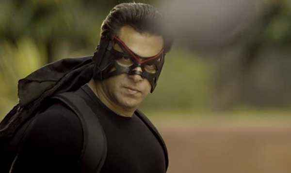 Kick Salman Khan Mask Wallpaper Stills
