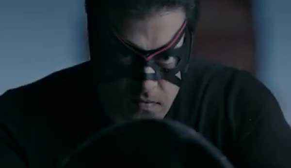 Kick Salman Khan With Mask Stills
