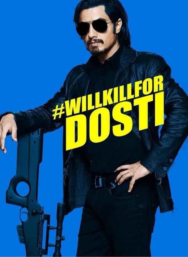 Kill Dil Ali Zafar Poster