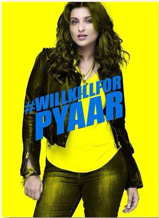 Kill Dil Parineeti Chopra Poster