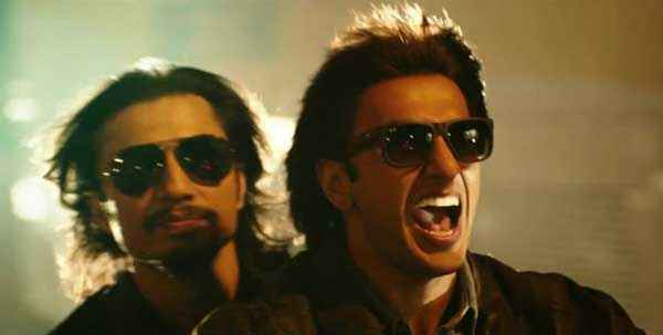 Kill Dil Ranveer Singh Ali Zafar Driving Bike Stills